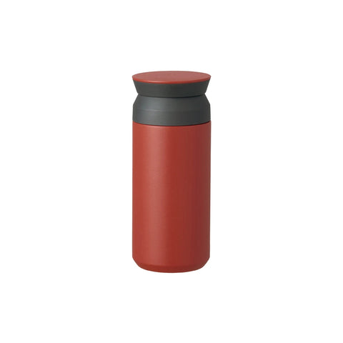 Kinto Travel Tumbler Thermobecher 350ml Rot