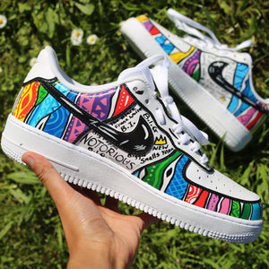 Notorious B.I.G. x COOGI Air Force 1 Low