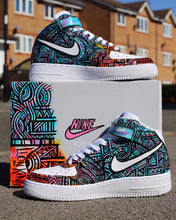 Load image into Gallery viewer, Lion King Tribal Air Force 1