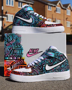 Lion King Tribal Air Force 1
