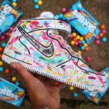 Load image into Gallery viewer, Skittles Splatter Air Force 1 Mids