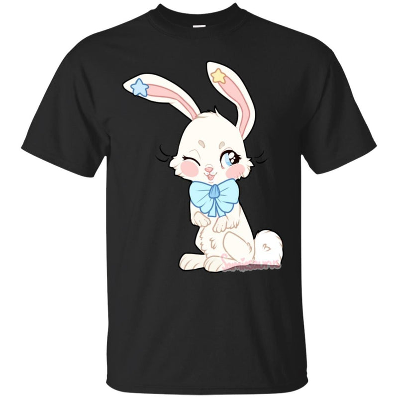 CUTE ANIMALS - Stella the star bunny T Shirt & Hoodie