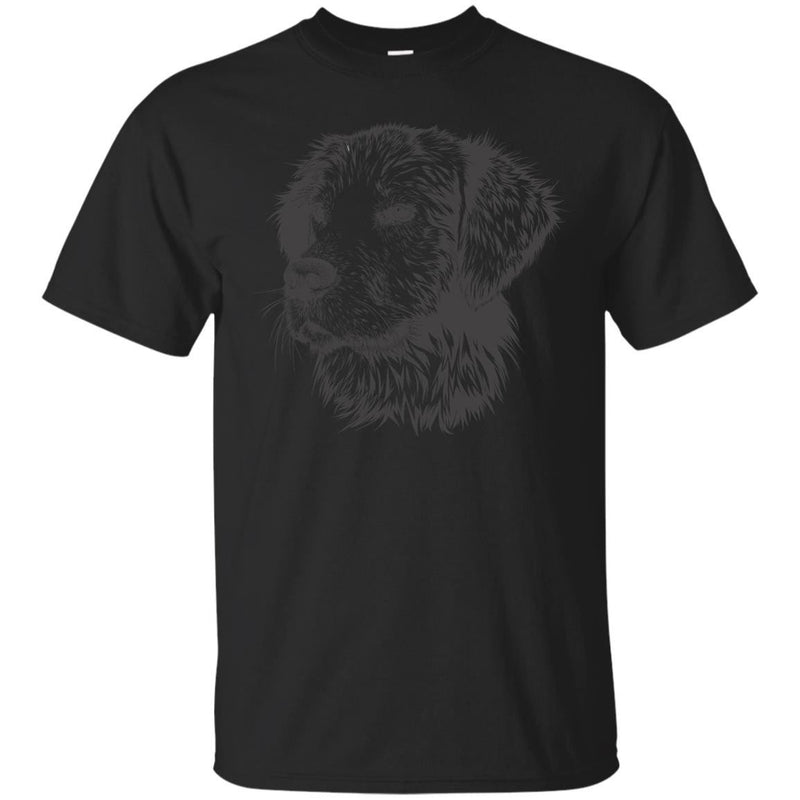 DOG - Funny Lovely Sketched Dog For Animals Lovers T Shirt & Hoodie (1)