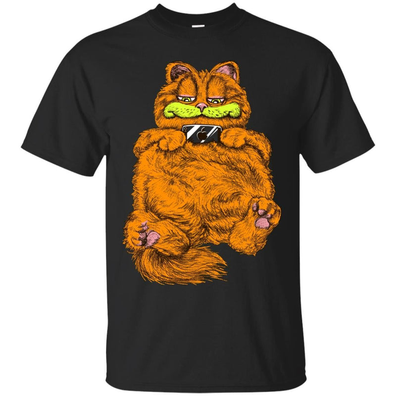 CUTE ANIMALS - Lazy Cat T Shirt & Hoodie