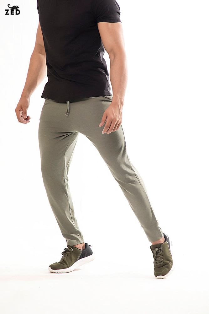 Olive Heather Lounge Pants