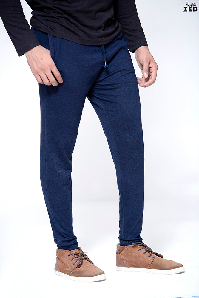 Navy Blue Lounge Pants