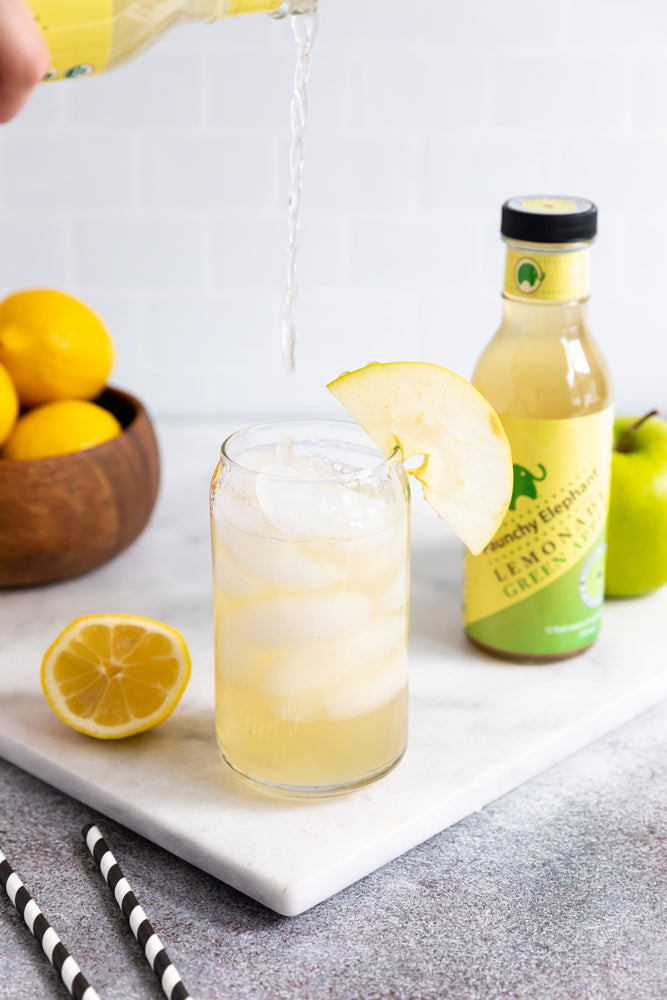 Fruit-Infused Lemonades