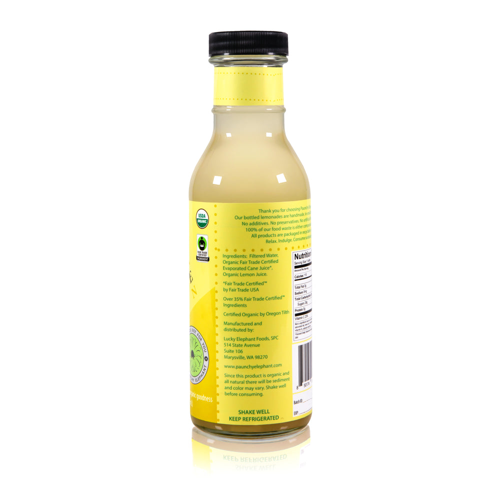 Load image into Gallery viewer, Organic Lemon Lemonade - Paunchy Elephant