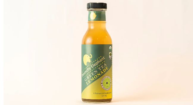 Organic Green Tea Lemonade (6 bottles)