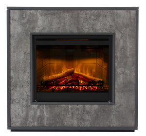 "Atlantic Mantle with 26"" LED Firebox"