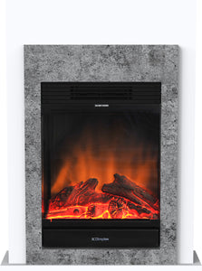 Conner Mini Suite with LED Firebox