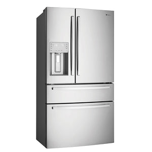 Westinghouse  WHE6874SA 680L Stainless Steel French door fridge