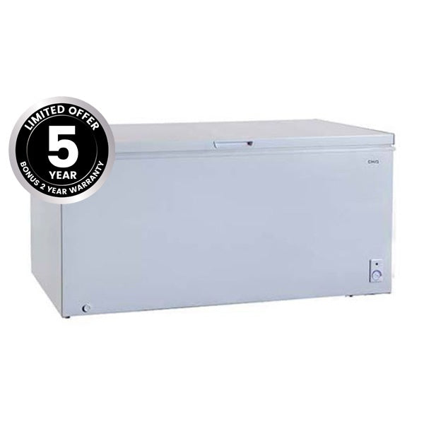 CHiQ CCF500W 500 Litre Chest Freezer