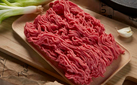 Ground Beef 80/20 - 5 lbs. per package