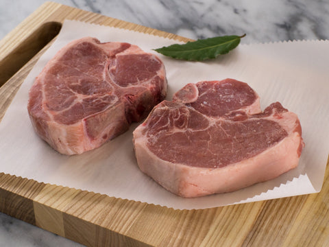 Porterhouse Pork Chop - 12 oz. each