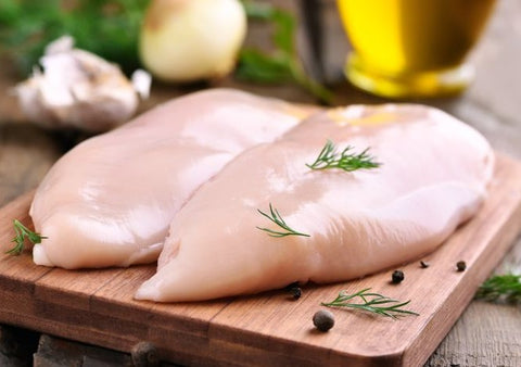 Chicken Breast - 6 oz. each