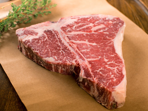 T Bone Steak - 16 oz. each