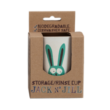 Load image into Gallery viewer, Bio Rinse Cup - Bunny