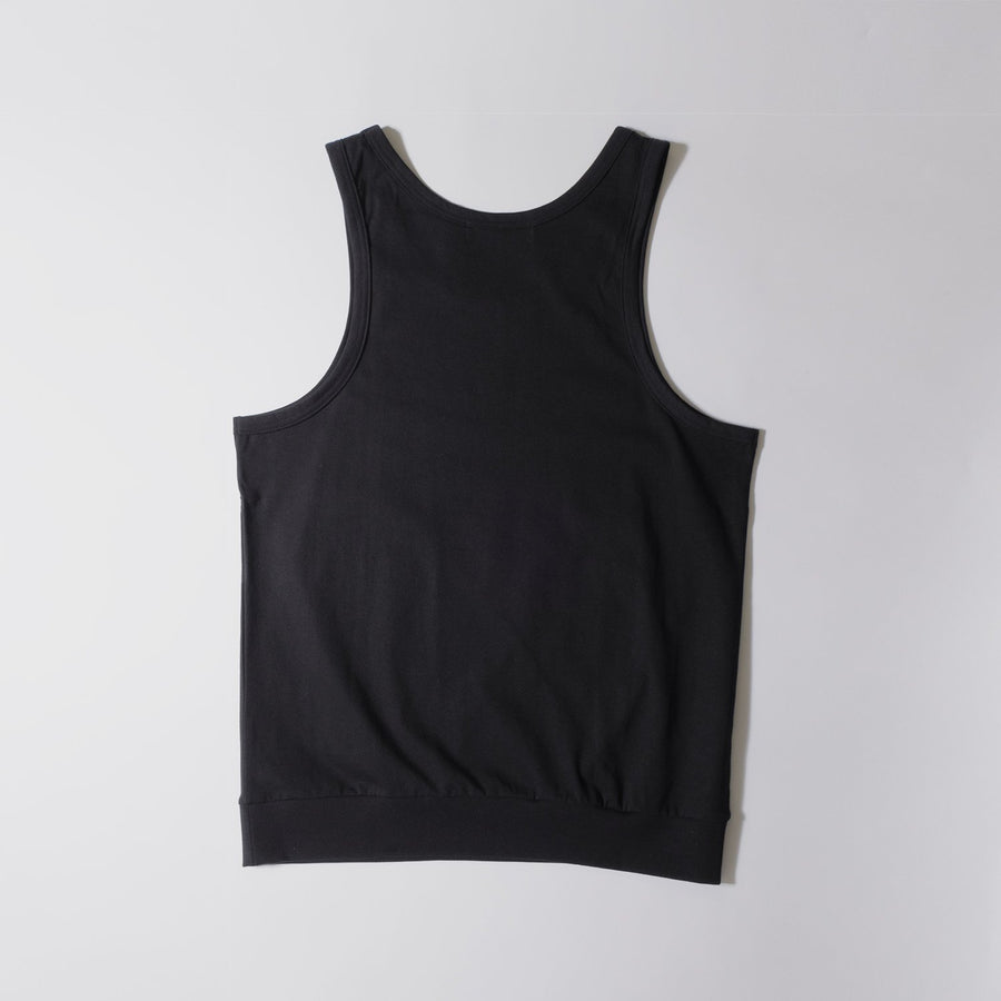 JERSEY ACTIVE TOP[NPNG]- Black