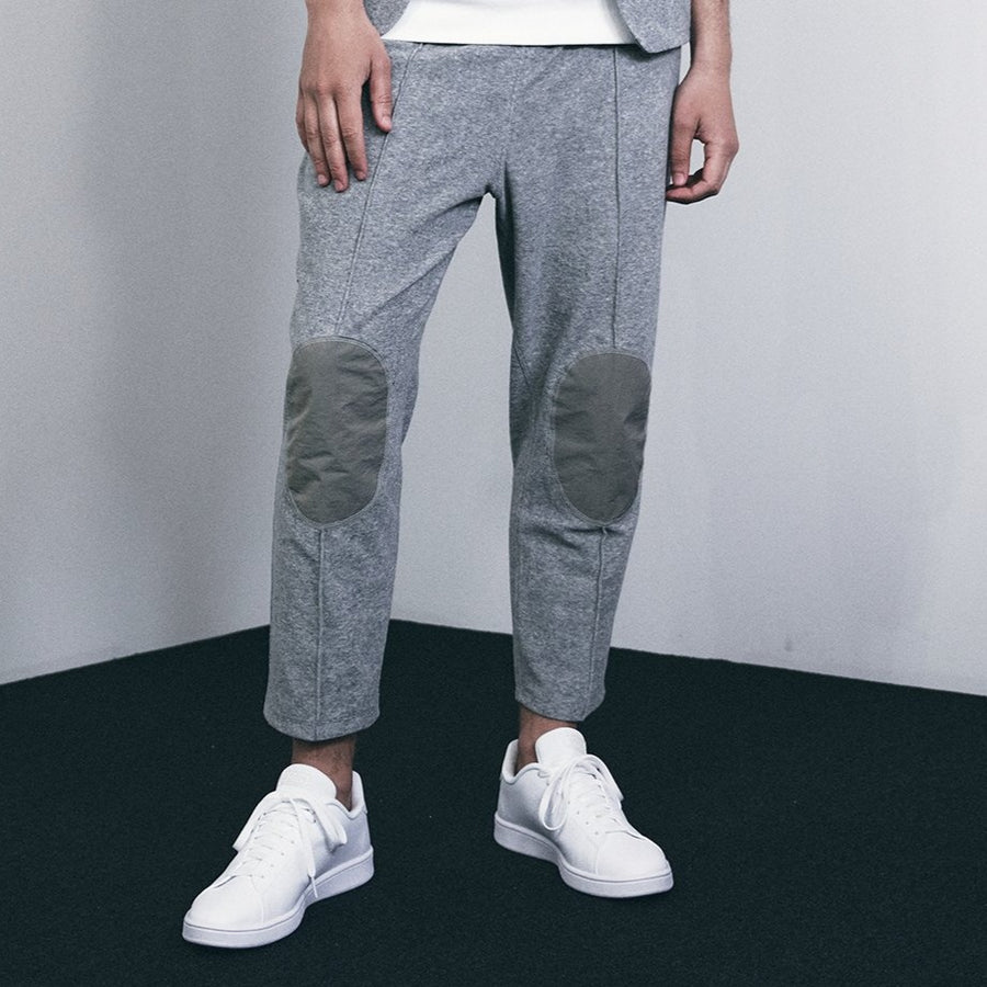 PILE EASY PANTS[YOU GAIN THE COOL]- Light Gray