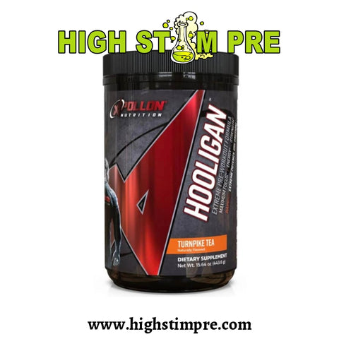 Apollon Nutrition Hooligan V5 400G Pre Workout