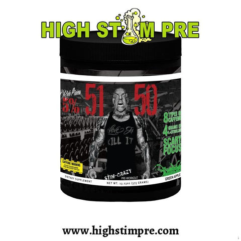 Rich Piana 5% Nutrition 5150 (Us Version) Pre Workout