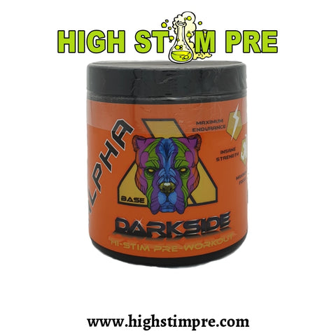 Alpha Neon Darkside 50 Servings Pre Workout