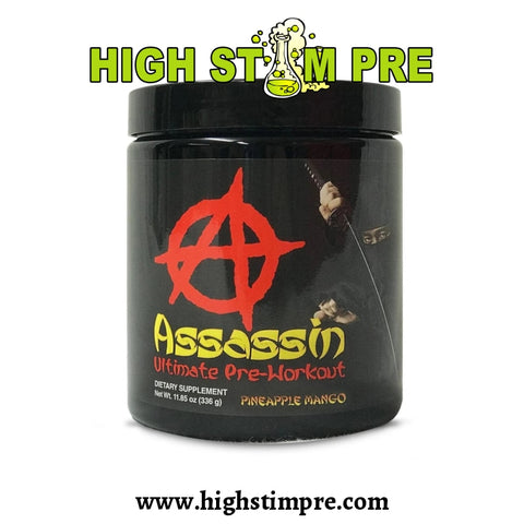 Anarchy Labs Assassin Pre Workout