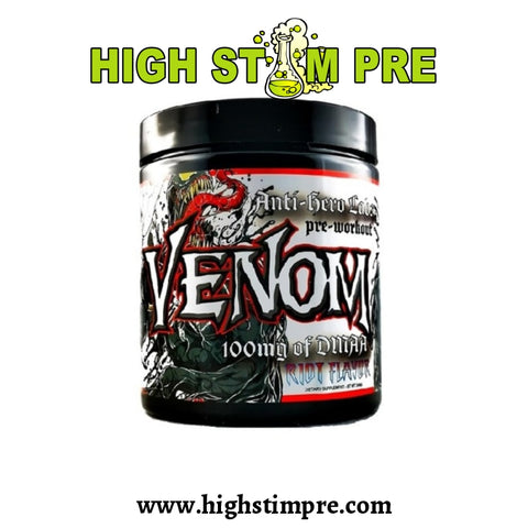 Anti-Hero Labs Venom Pre Workout