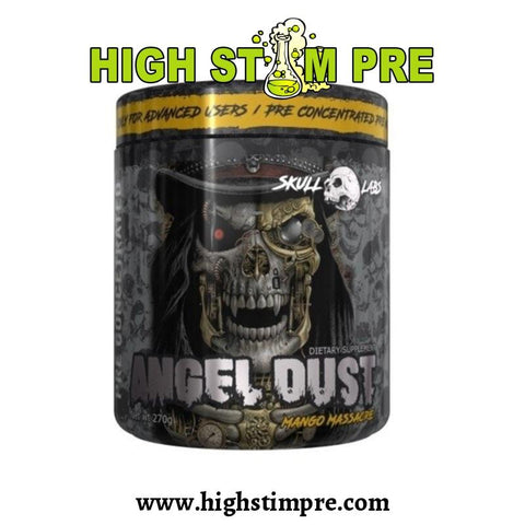 Skull Labs - Angel Dust Pre Workout