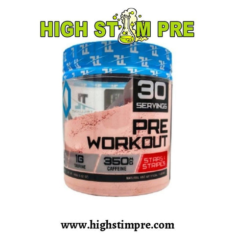 Trilliant Labs Wiggd Pre Workout
