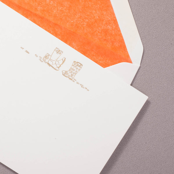 Wellies Gold