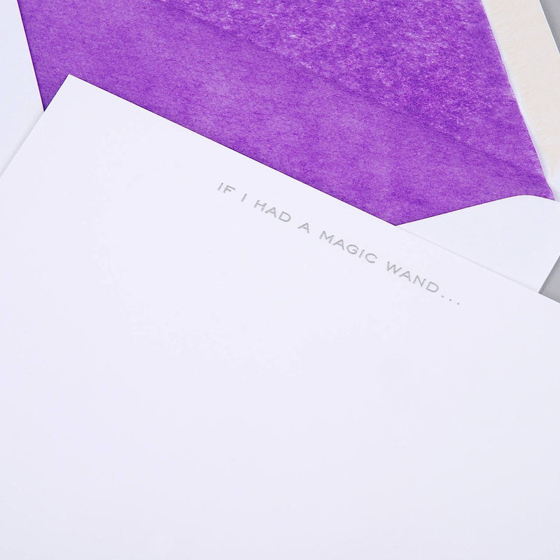 If I Had a Magic Wand Correspondence Cards
