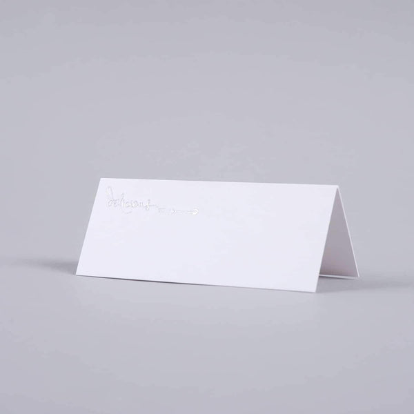 Delicious Tented Place Card