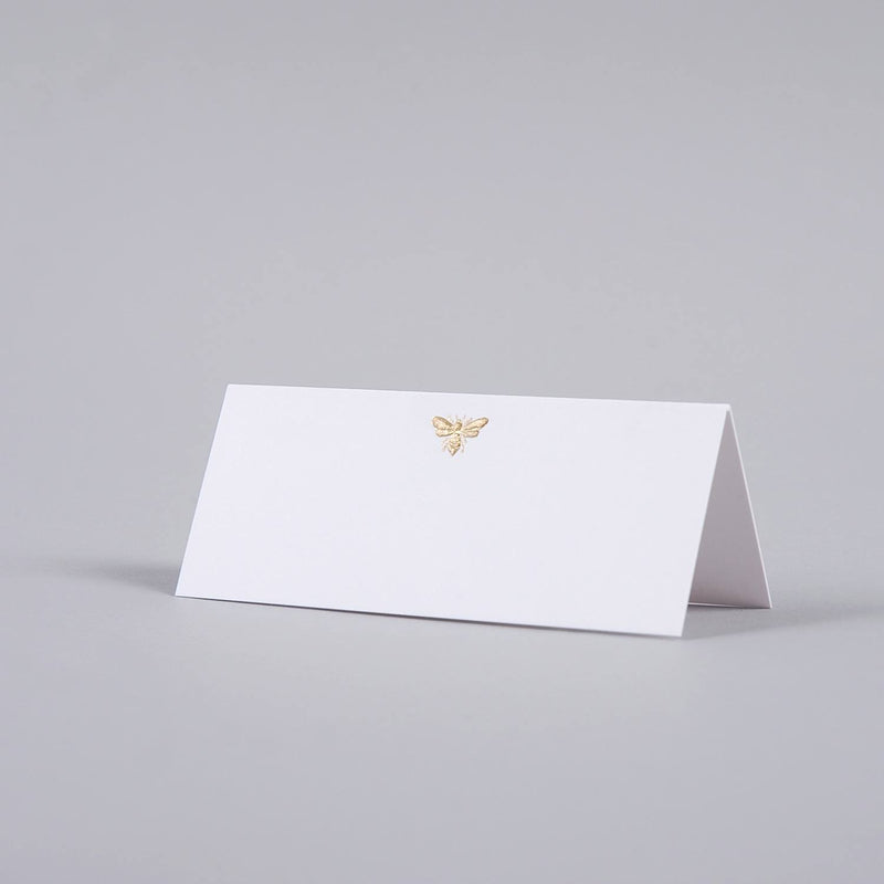 Bee Tented Place Card