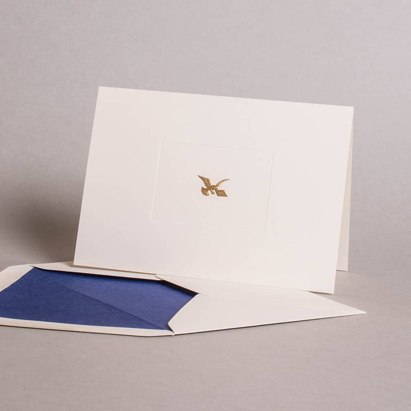 Bird Carrying Letter Correspondence Cards