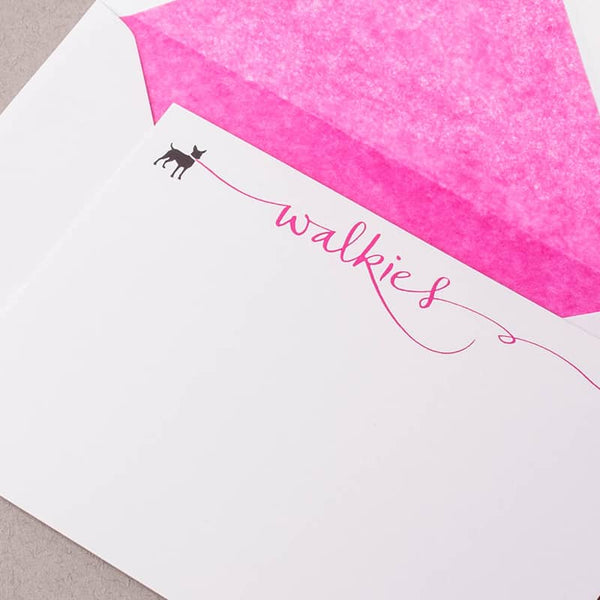 Chihuahua Correspondence Cards