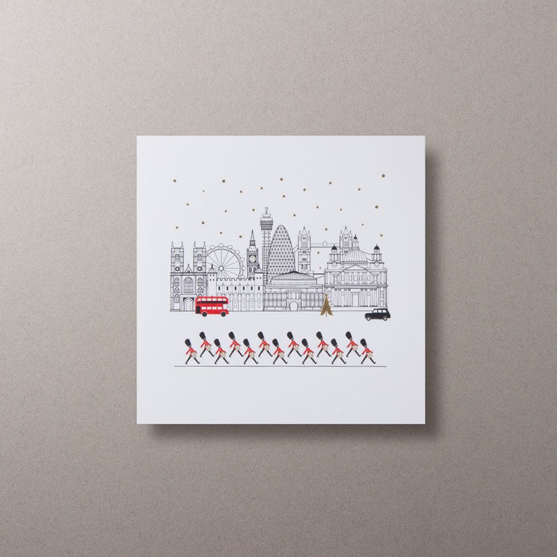 The Queen's Guard Christmas Cards