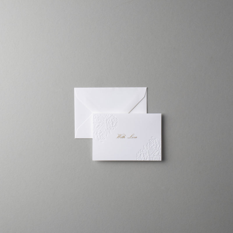With Love Gift Notecards