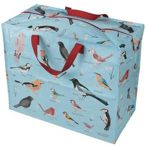 Garden Birds Jumbo Storage Bag