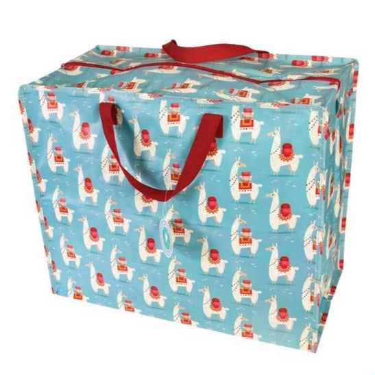 Dolly Llama Jumbo Storage Bag