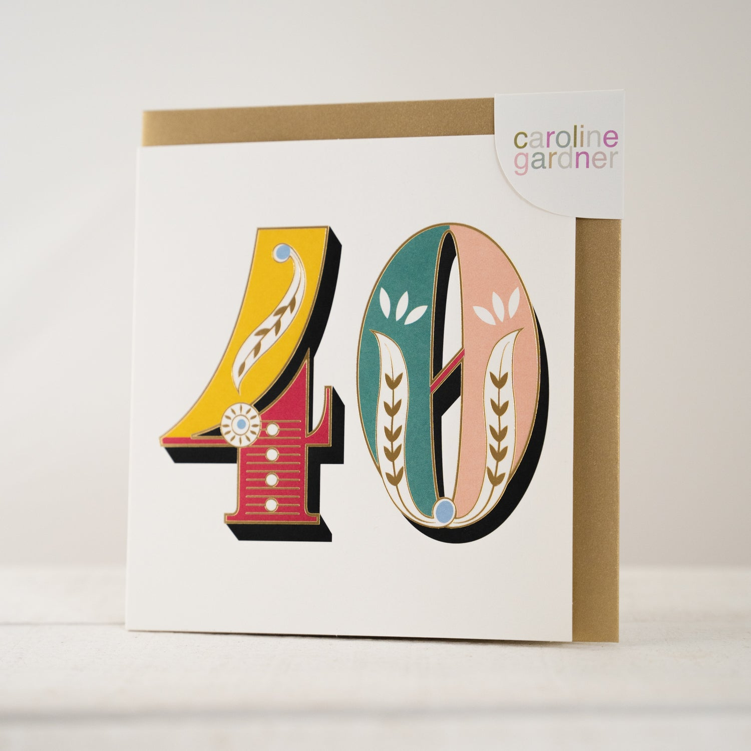 40 - Greeting Card