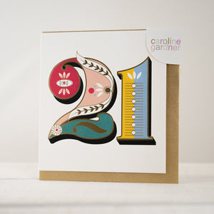 21 - Greeting Card