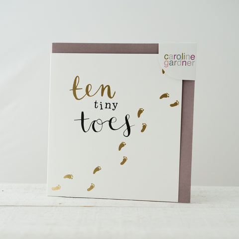 New Baby - Greeting Card