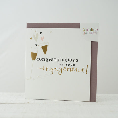 Engagement - Greeting Card