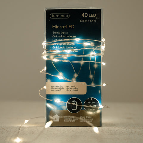 Micro - Led. (Battery)