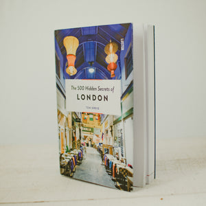 500 Hidden Secrets of London (Paperback)