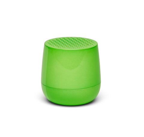 Lexon Mino Bluetooth Speaker - Green Fluro