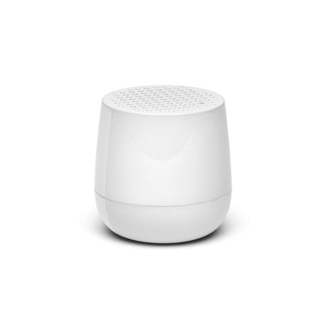 Lexon Mino Bluetooth Speaker - Glossy White