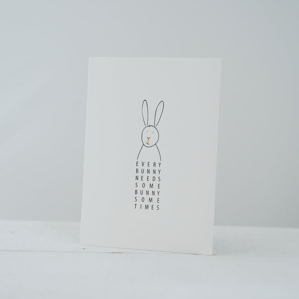 Every Bunny - Post Card
